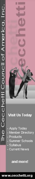 Visit The Cecchetti Council of America today