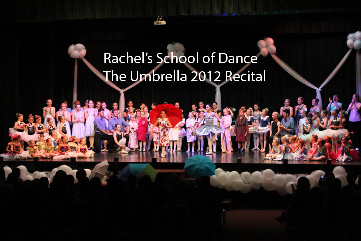 2012 Group Shot from Recital